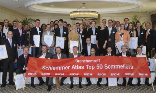 2. Branchentreff Schlemmer Atlas Top 50 Sommeliers Holet Palace Berlin in Berlin am 23.06.2013 in Berlin am 18.06.2013 Foto: (c) PPN Neugebauer